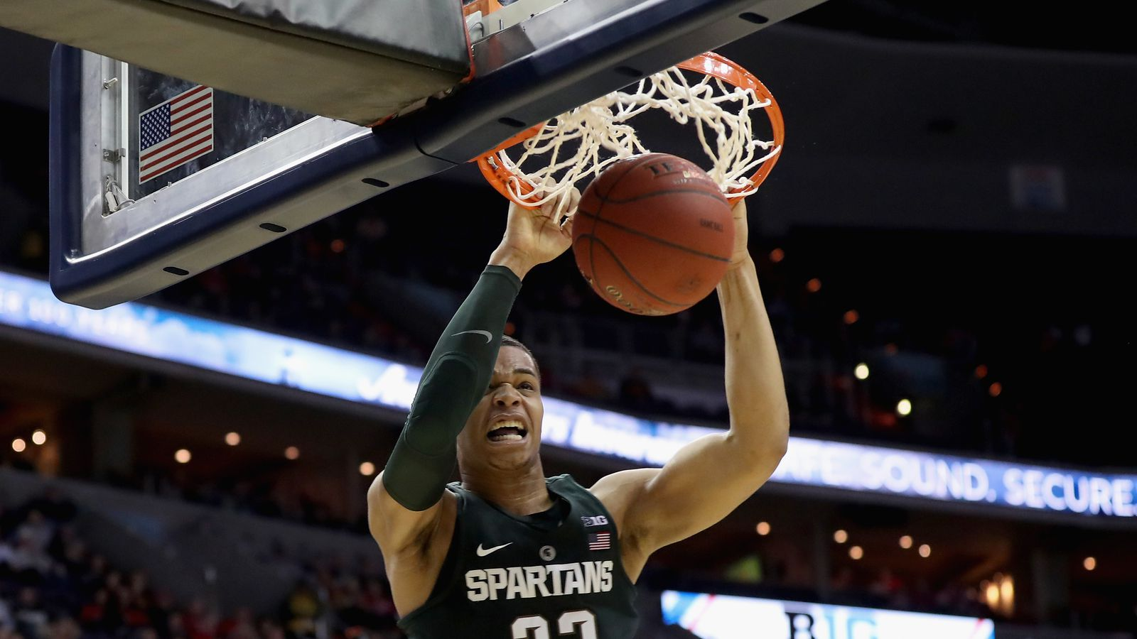 Miles Bridges Freshman Season Highlights The Only Colors