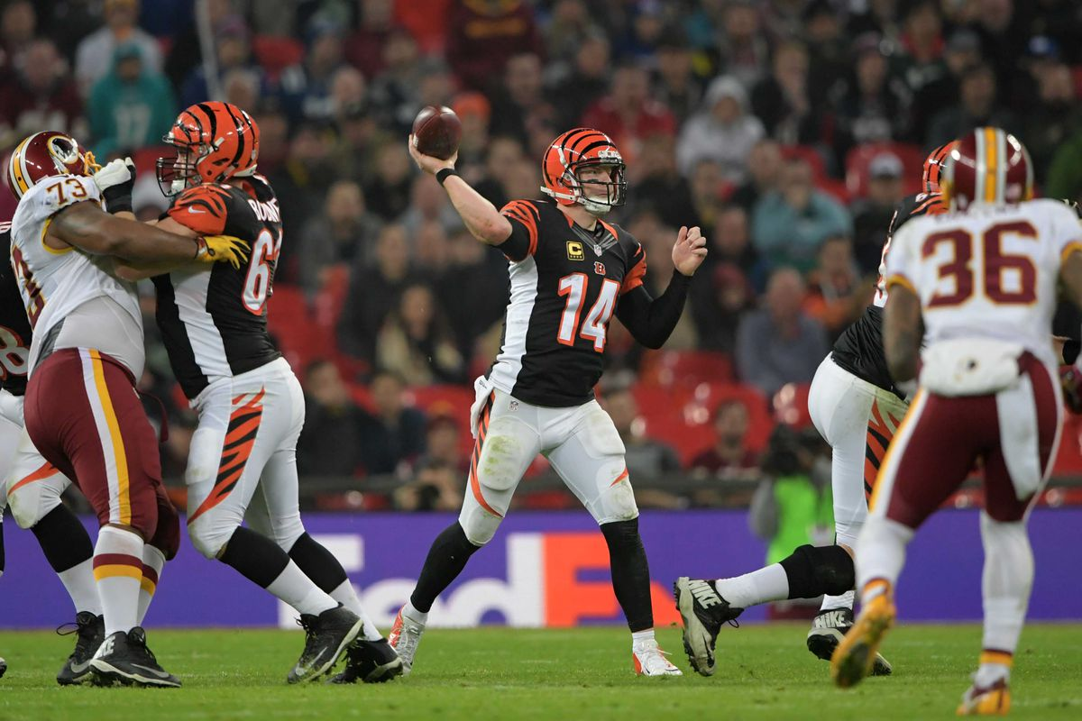 NFL rumors  Redskins could be a trade partner with Bengals for Andy Dalton  due to Alex Smith injury - Cincy Jungle 60fc74ce9