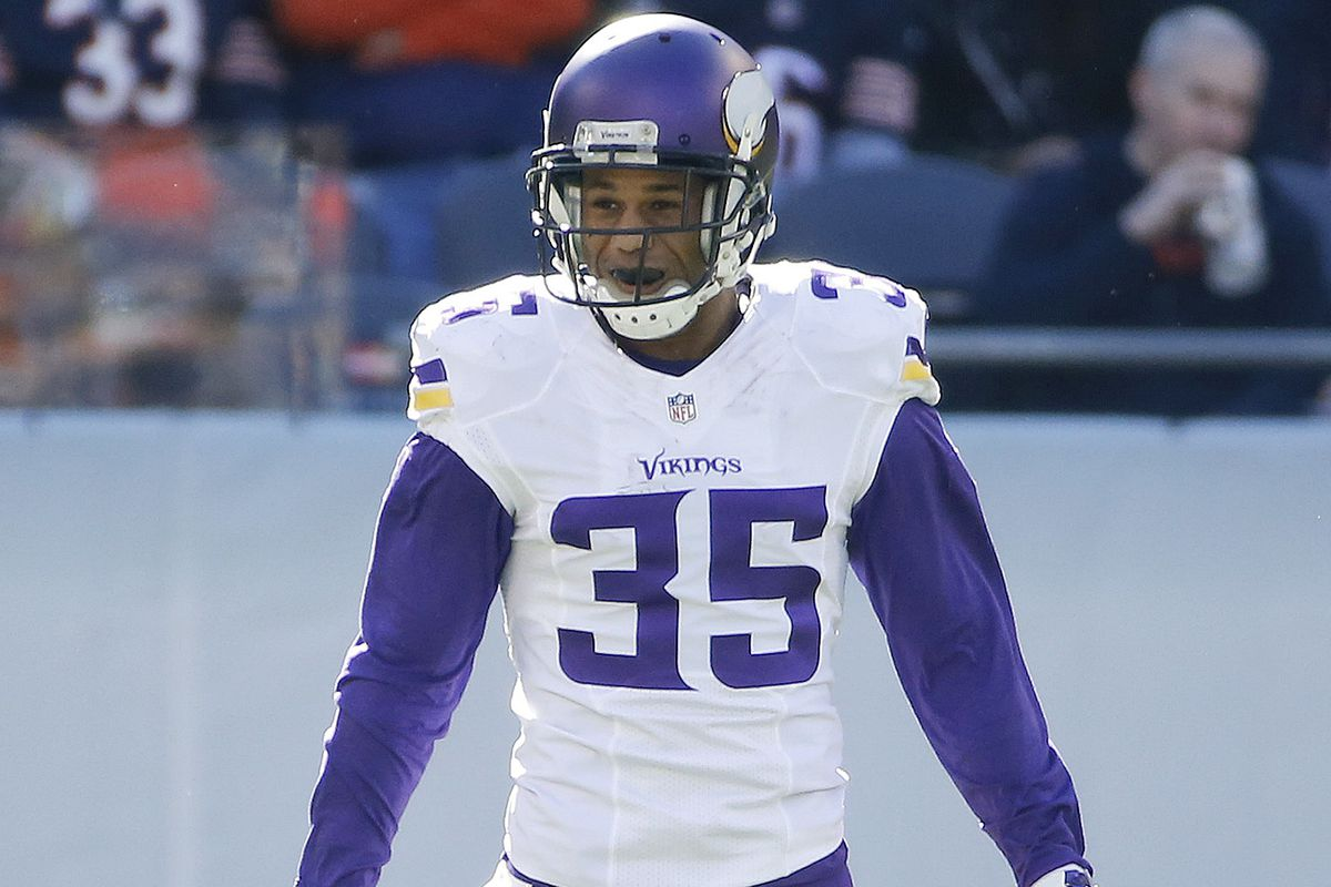 You can't kill Marcus Sherels, and you can't keep him off Ted's Top 30.