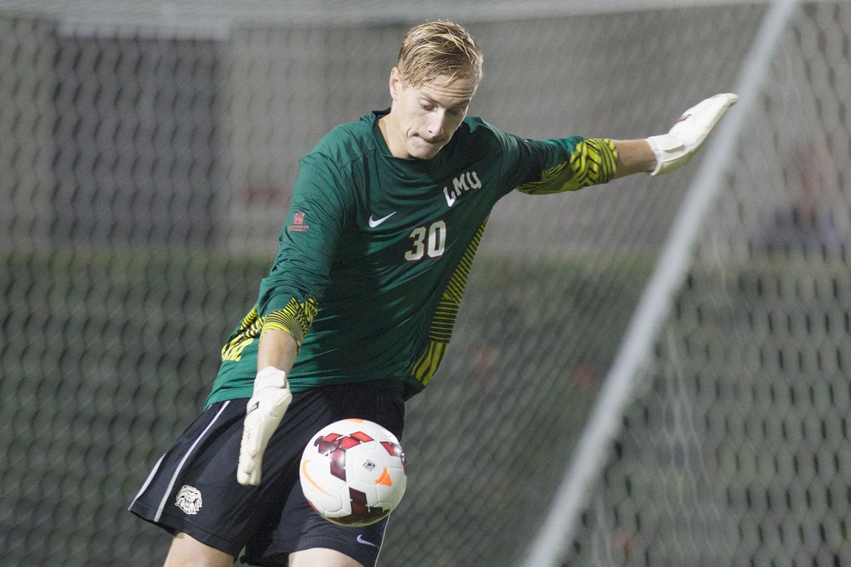 Could Billy Thompson get another start in goal for OC against T2?