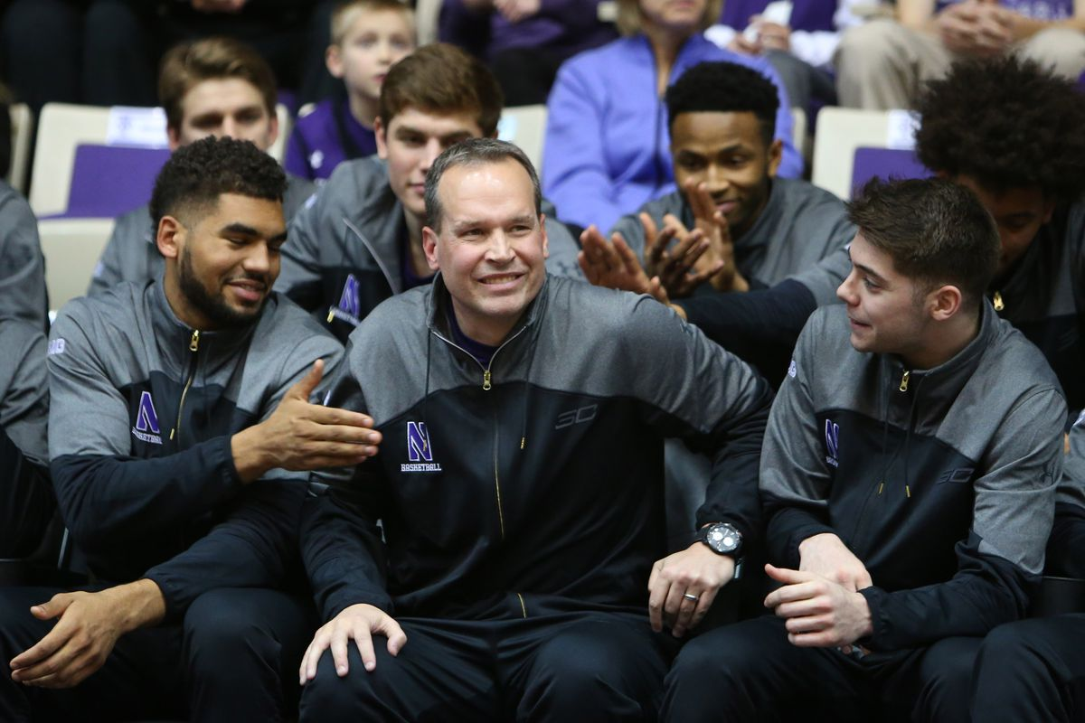 NCAA Basketball: Selection Sunday-Northwestern