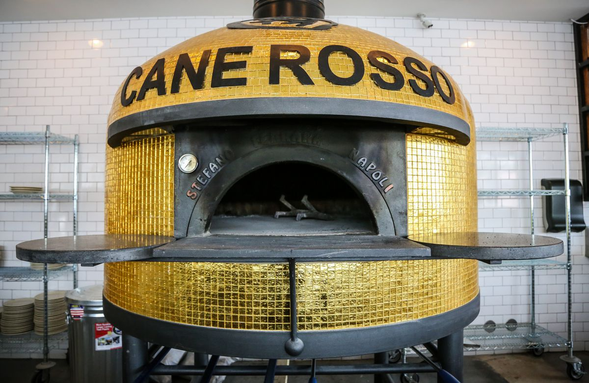 Take Your First Look At Cane Rosso's Soon To Open Outpost In The Heights