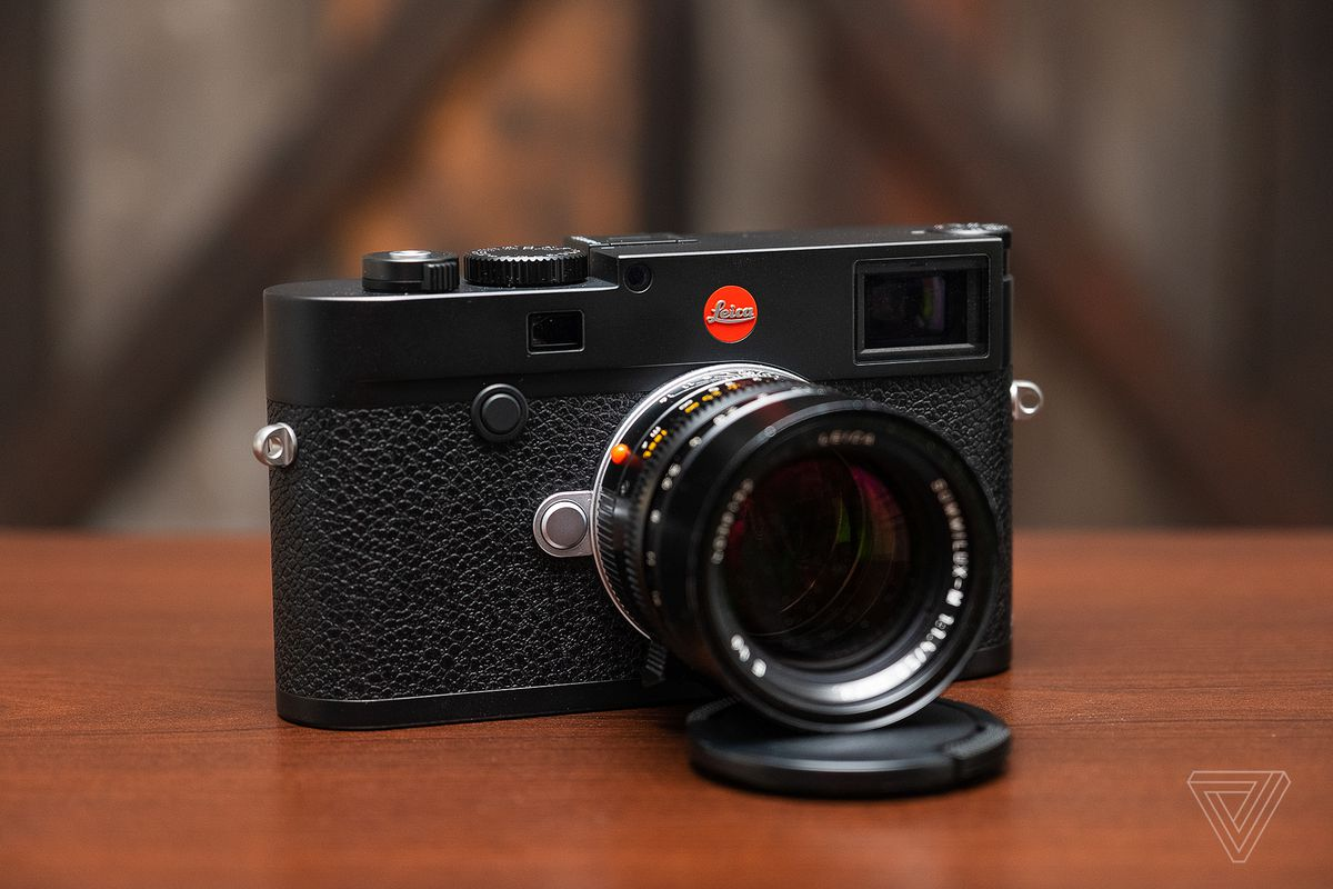 Leica M10-R with a 50mm 1.4 lens