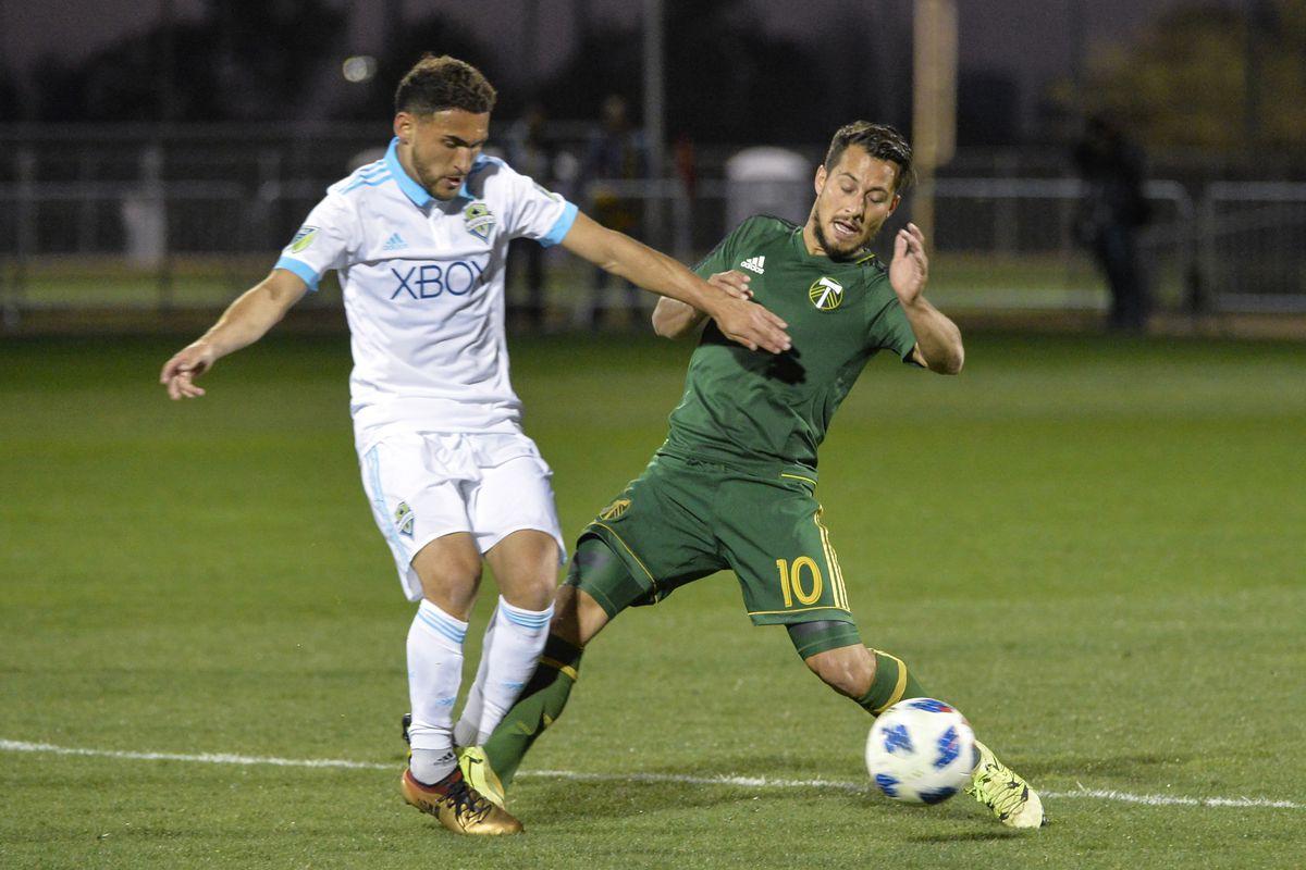 MLS: Portland Timbers vs. Seattle Sounders