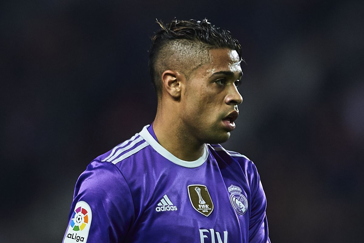 separation shoes b5c4d 5fa0d Mariano to wear number 7 for Real Madrid -report - Managing ...