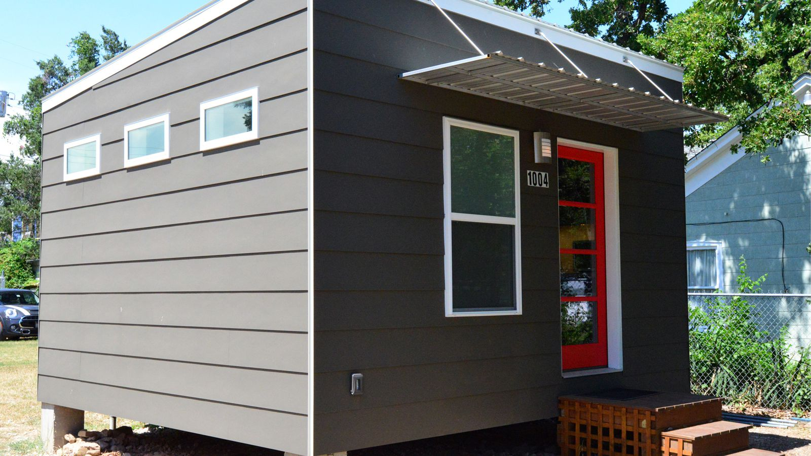 Buy a tiny house in austin for 30k curbed austin for Accessory dwelling unit austin
