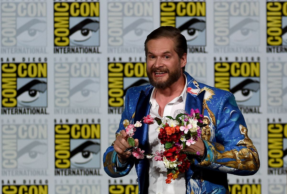 Comic-Con International 2015 - 'Hannibal' Savor The Hunt Panel