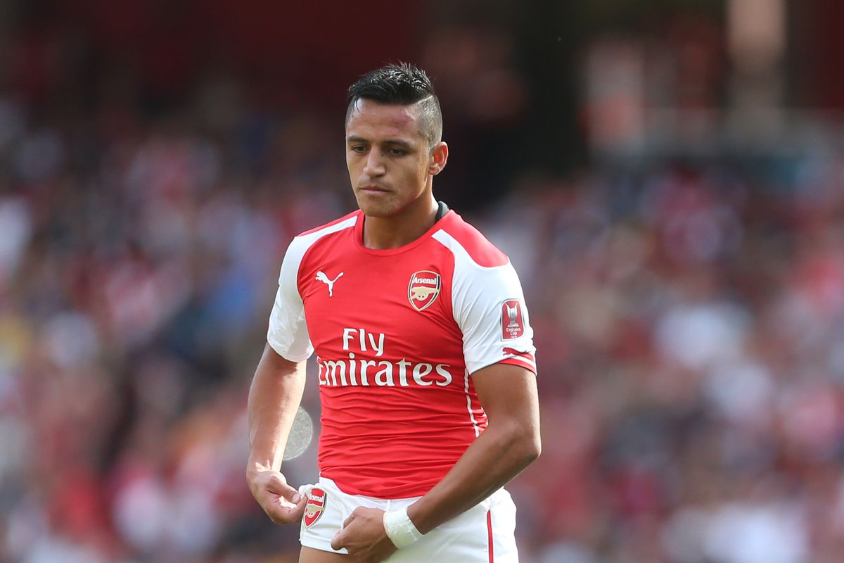 Manchester united will pay alexis snchez how much the busby babe photo by amacorbis via getty images stopboris Image collections