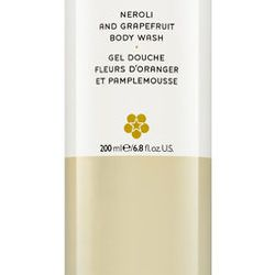 REN Clean Skincare Neroli and Grapefruit Body Wash, $24, Barneys New York. Cold pressed grapefruit oil comes together with neroli oil for this body wash.