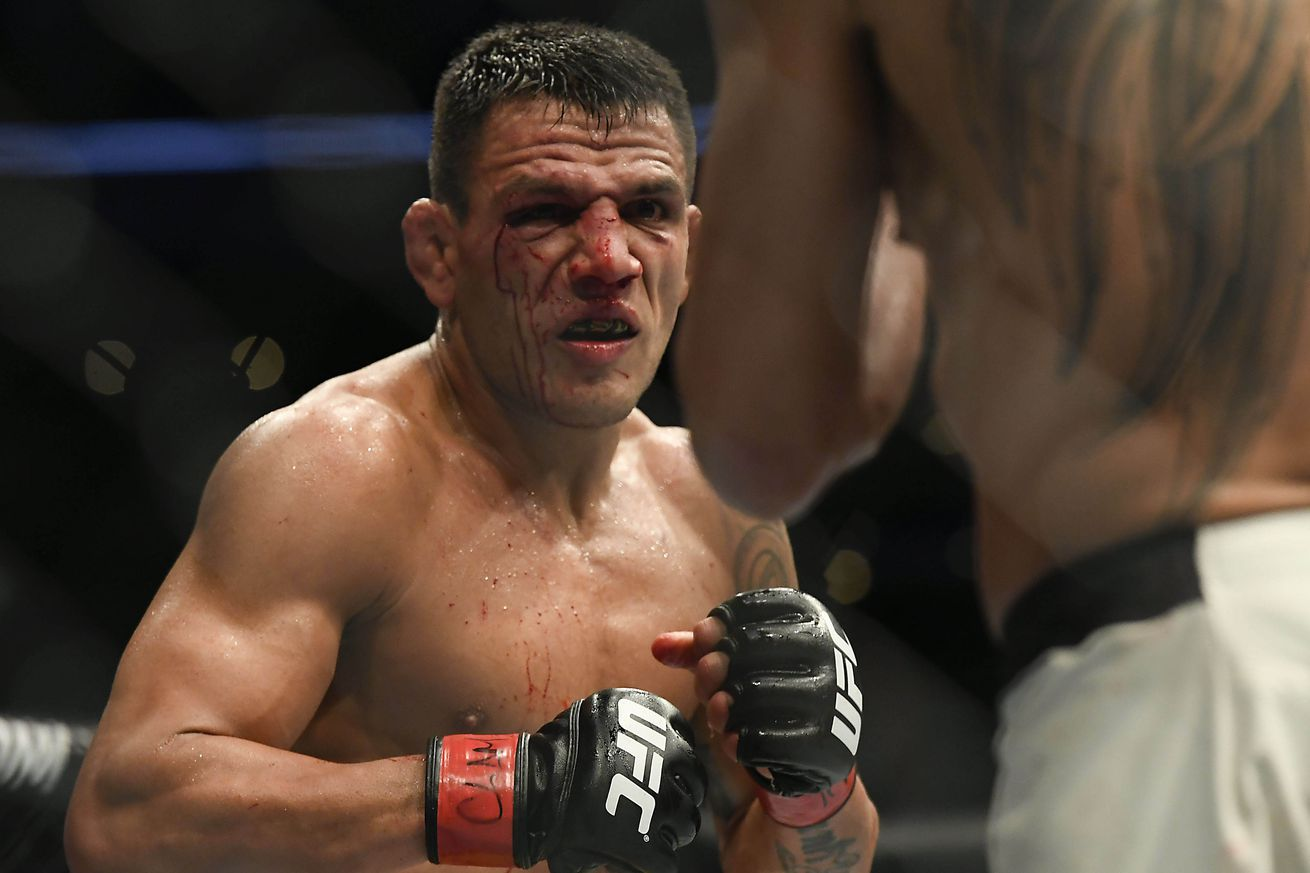 community news, UFC Fight Night 111 fight card: Rafael dos Anjos vs Tarec Saffiedine preview
