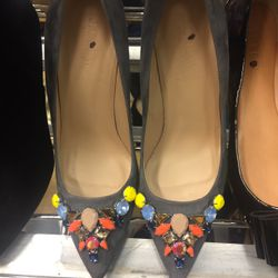 J. Crew collection shoes, $105
