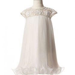 Marchesa Girl's Beaded Dress, $99.99