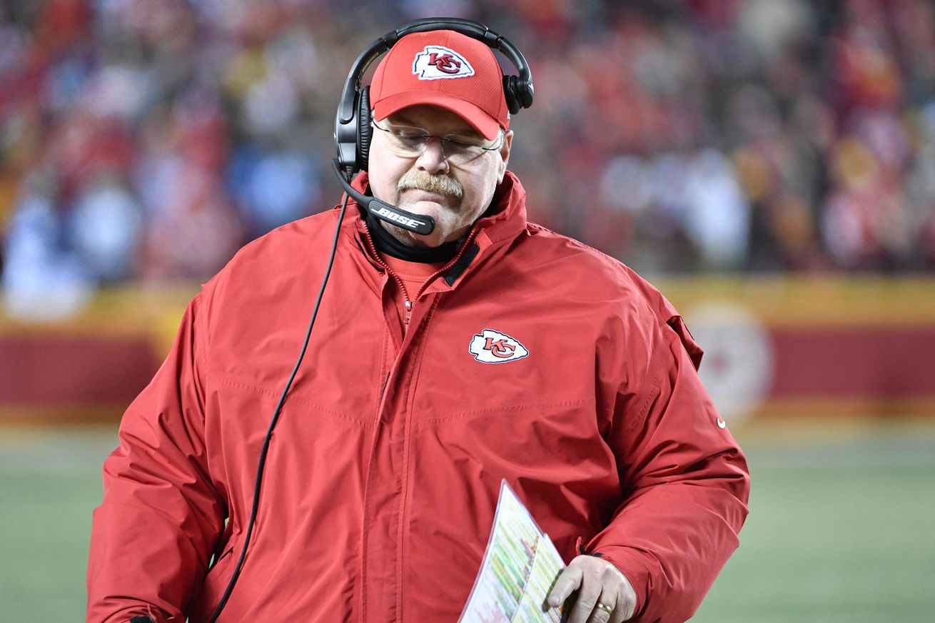 How successful are Andy Reid disciples?