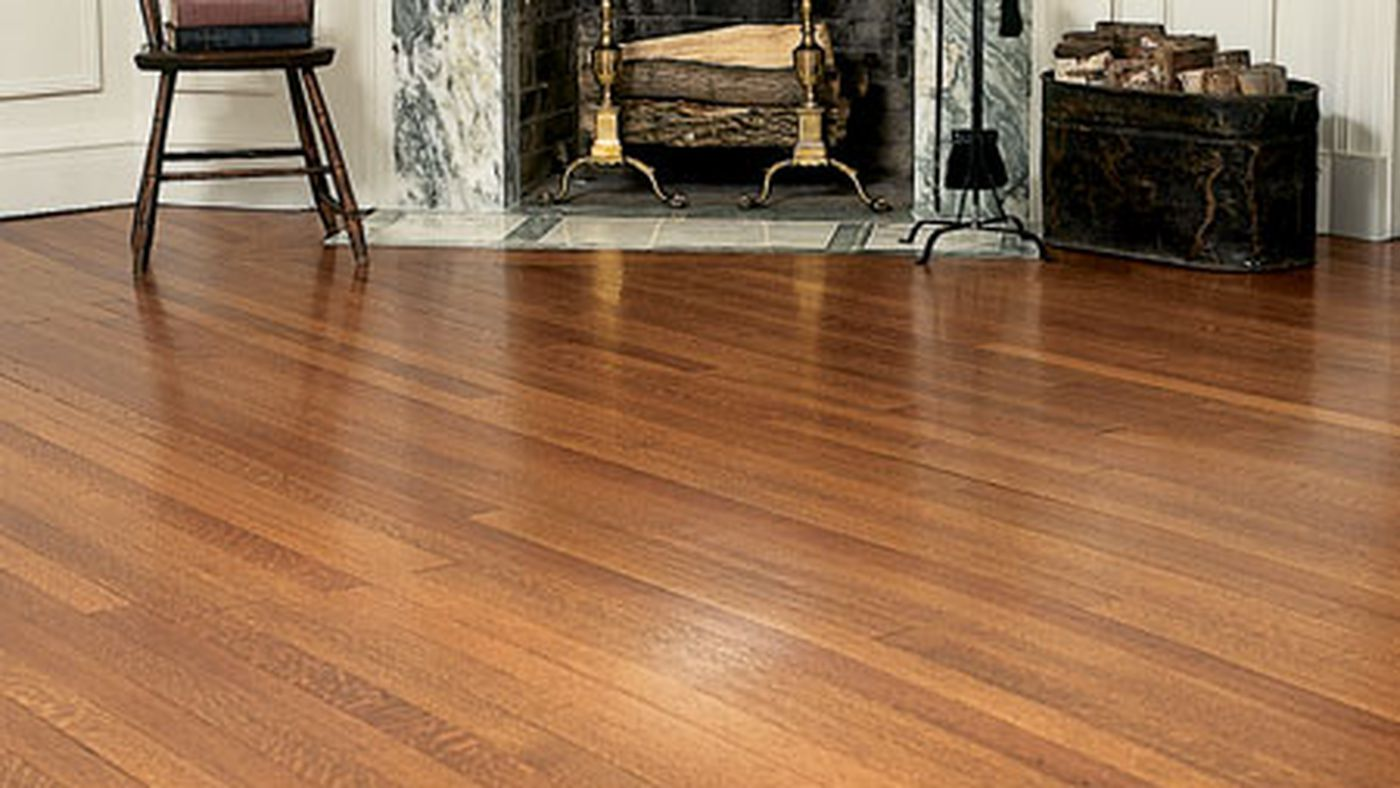 Hardwood Floor Finishing: Screening, Sanding, and Finishes - This Old House