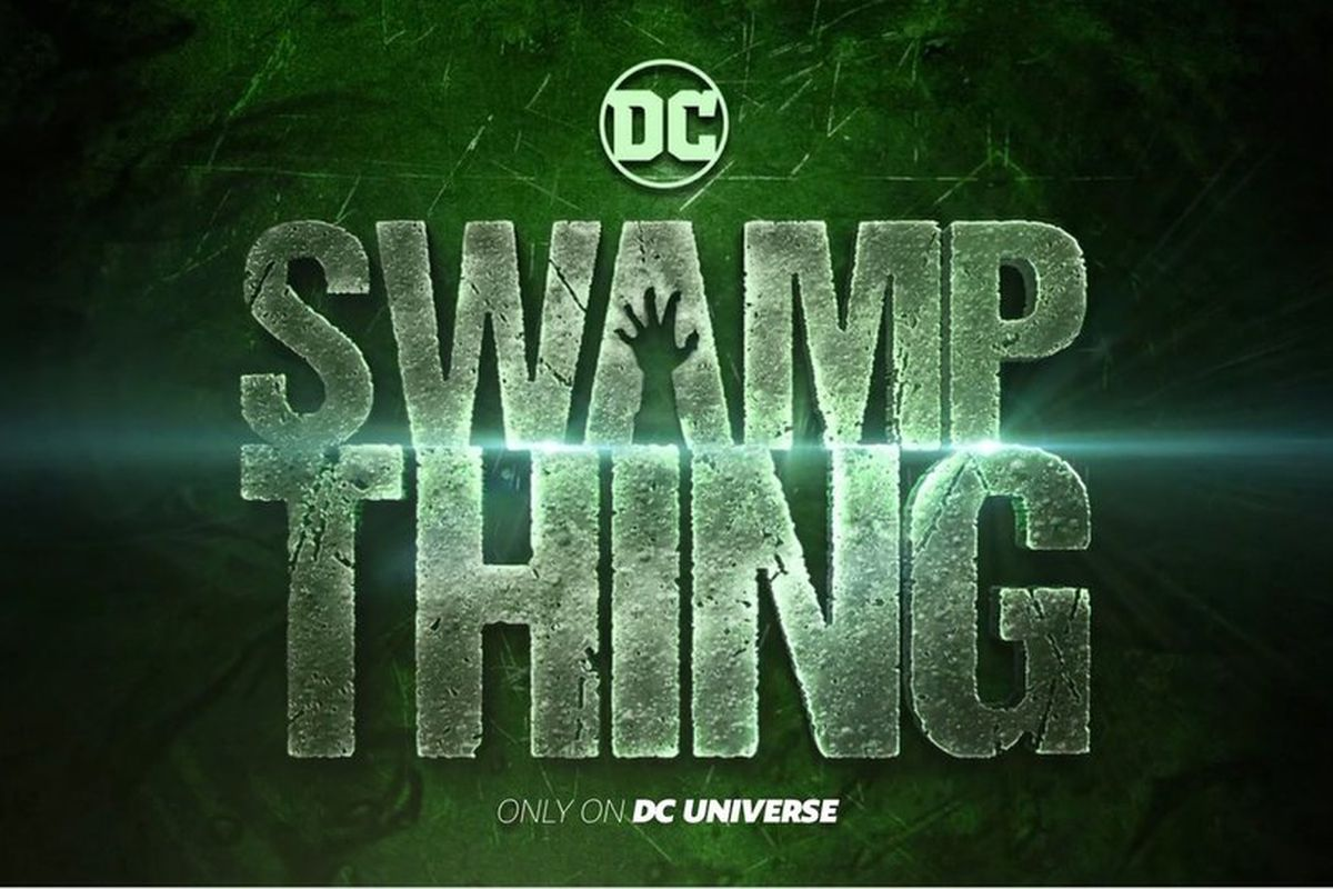 DC Universe has canceled Swamp Thing - The Verge