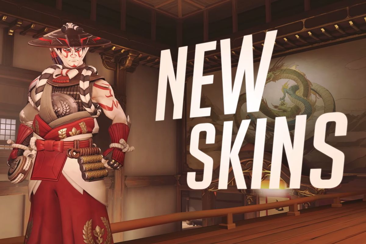 Don't buy Overwatch loot boxes to get the new batch of skins