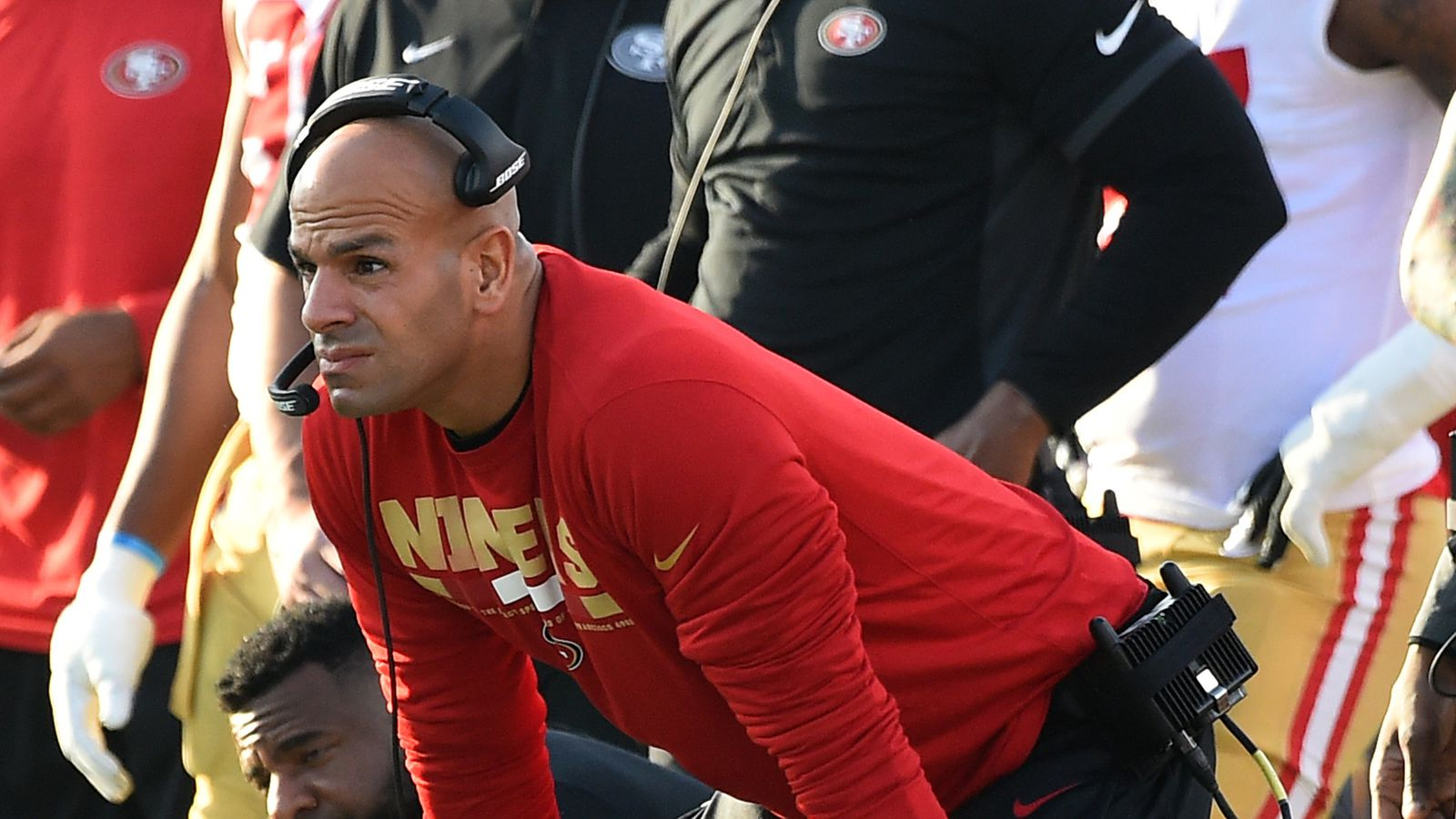 Live updates from Robert Saleh Week 7 press conference
