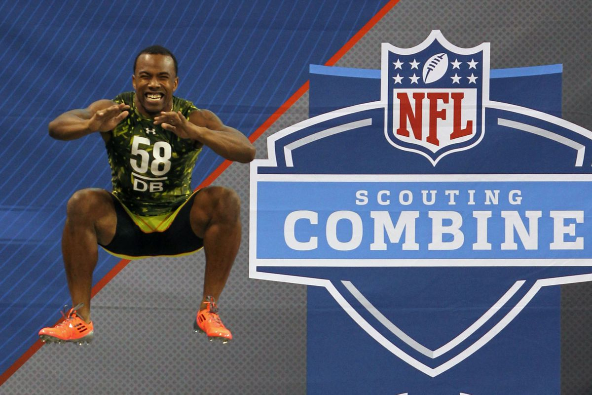 b5a3c654b58c36 Earl Wolff can JUMP. USA TODAY Sports. The 2014 NFL Scouting Combine ...