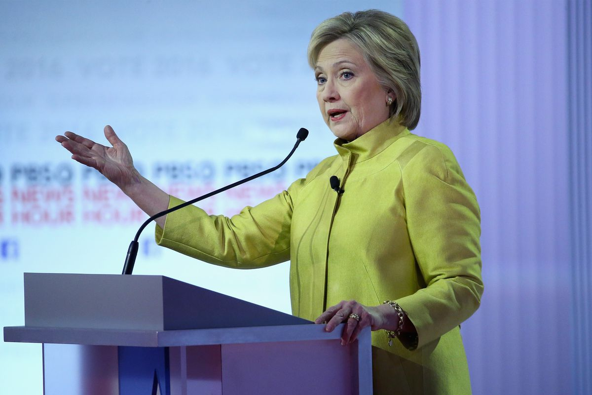 Three out of four major players in the debate were women, a historic first.