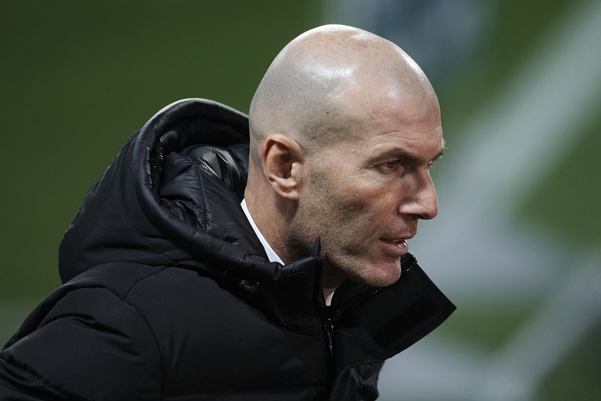 """Zidane snaps in his press conference: """"Show some respect"""" - Managing Madrid"""