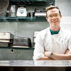 Matt Danko, 29, Pastry Chef, The Greenhouse Tavern/Noodlecat, Cleveland