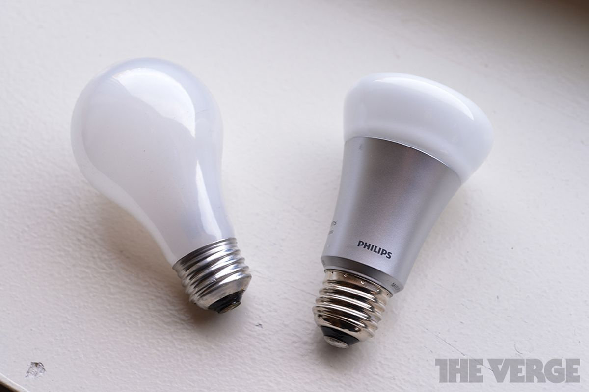 Smart Bulbs How Many Features Does It Take To Screw In An Led Light Bulb The Verge