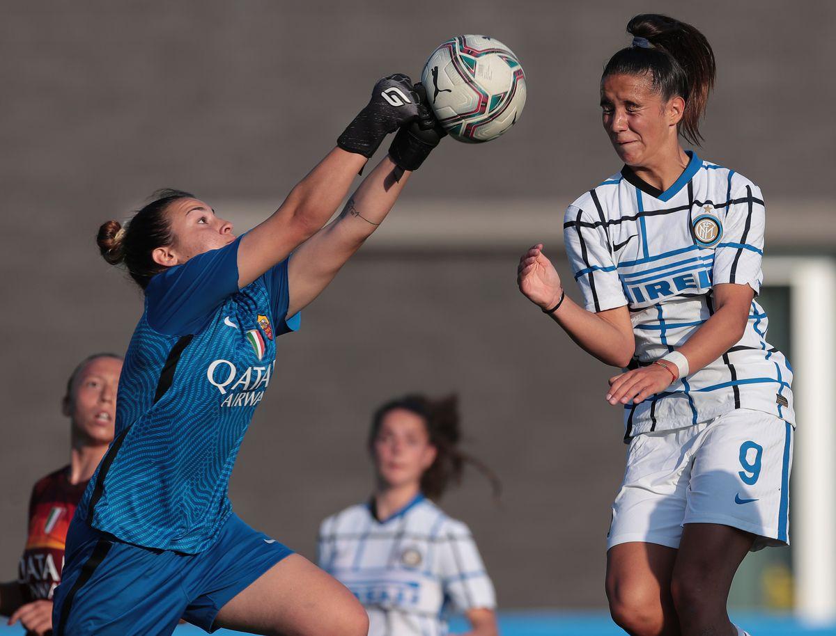 AS Roma U19 v FC Internaionale U19 - Women Primavera Final Four Semifinal