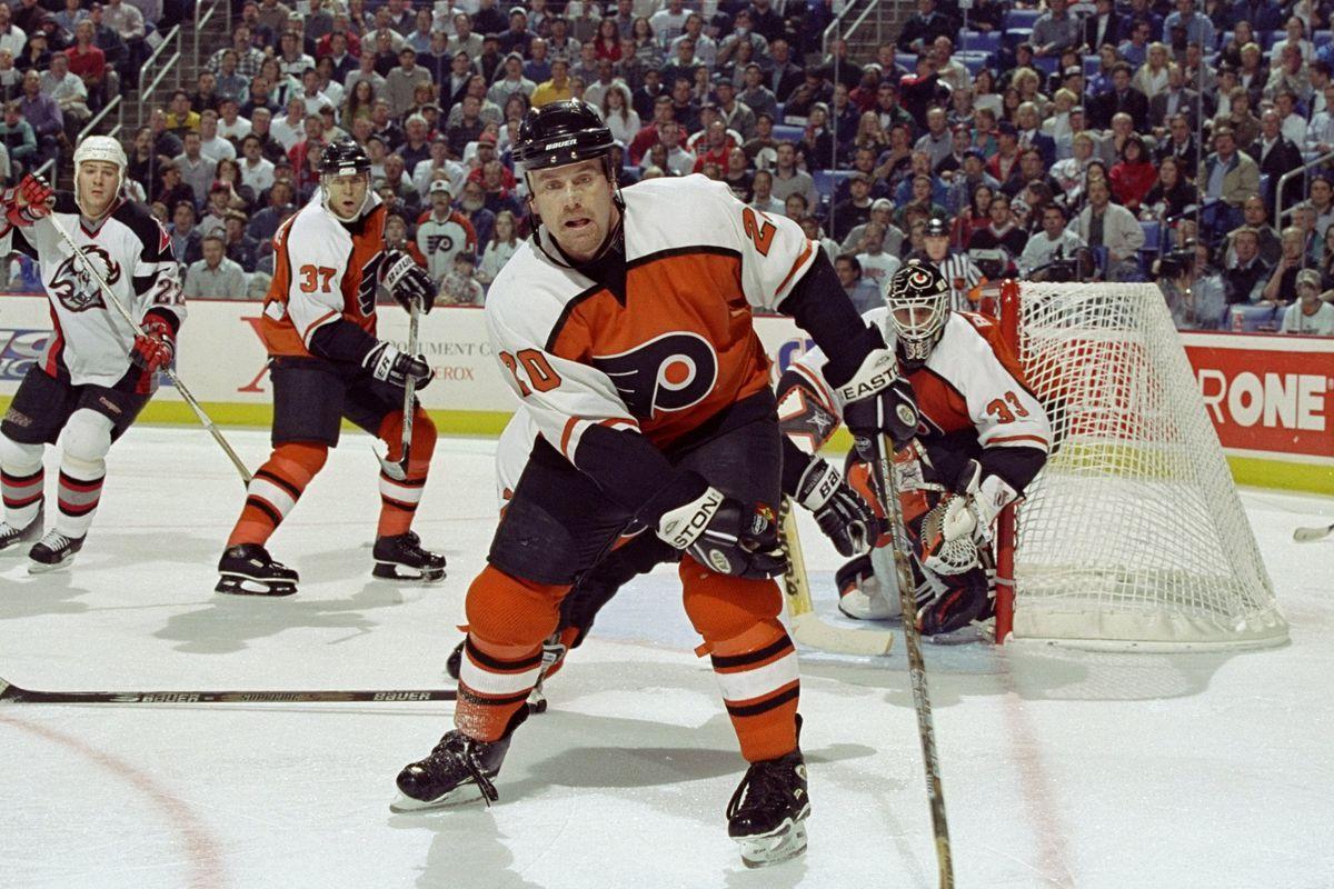Flyers V Sabres