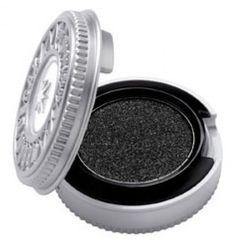 """<a href=""""http://www.urbandecay.com/eyeshadow/14,default,pd.html?start=4&cgid=1&q=black"""" rel=""""nofollow"""">Urban Decay Eyeshadow in Oil Slick</a>: $17"""