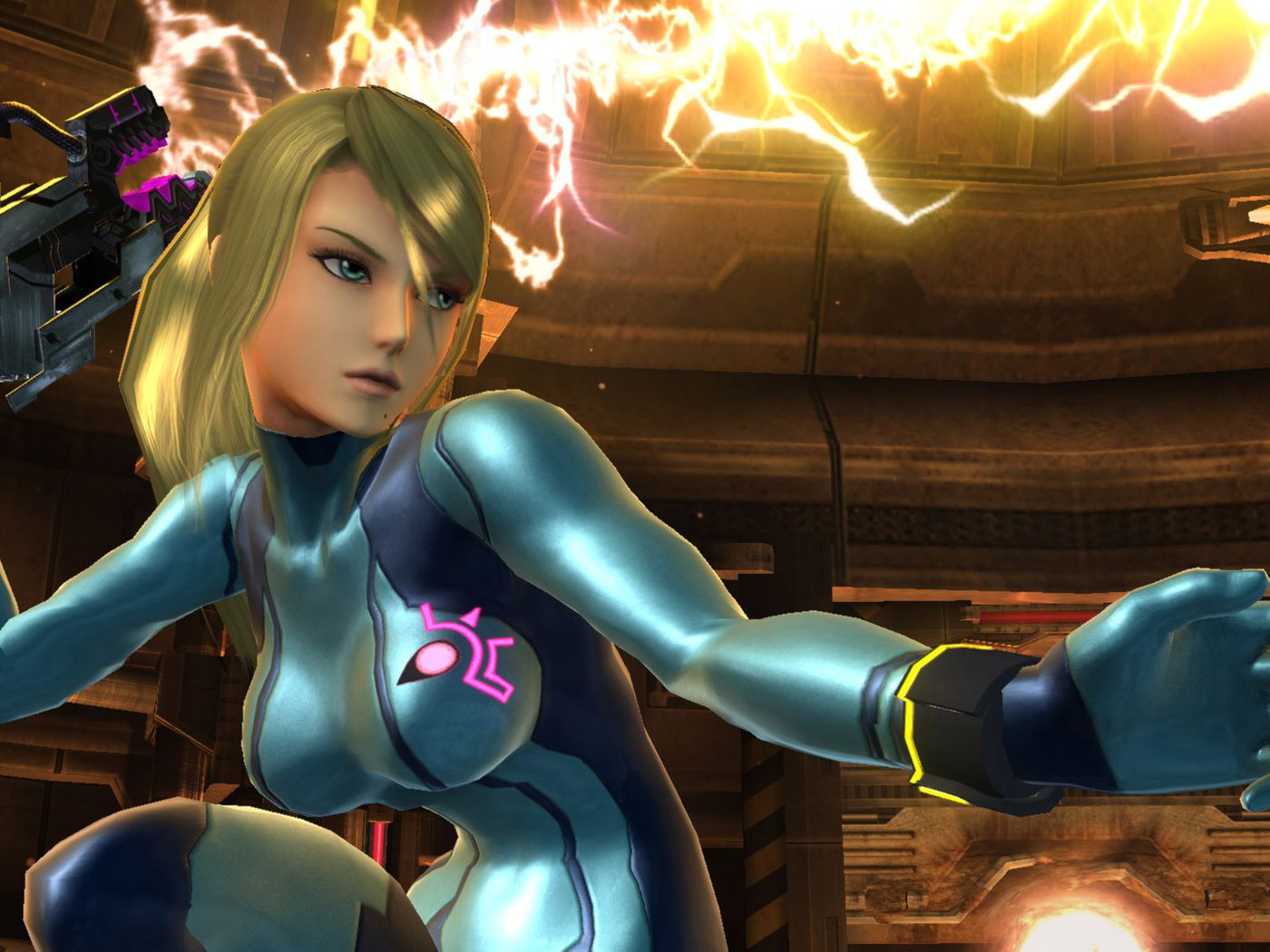 Sheik Yoshi And Zero Suit Samus Join The Roster In Super Smash