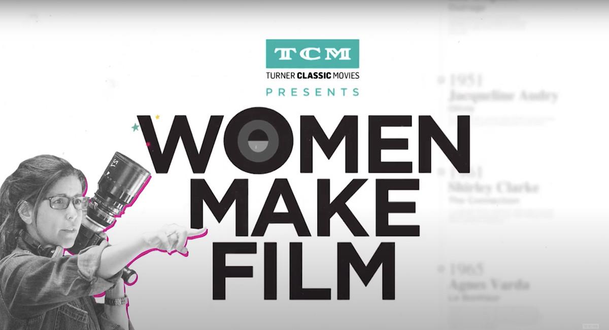 Women Make Film trailer screenshot