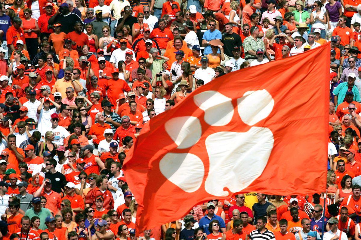 Clemson Tigers v Maryland Terrapins