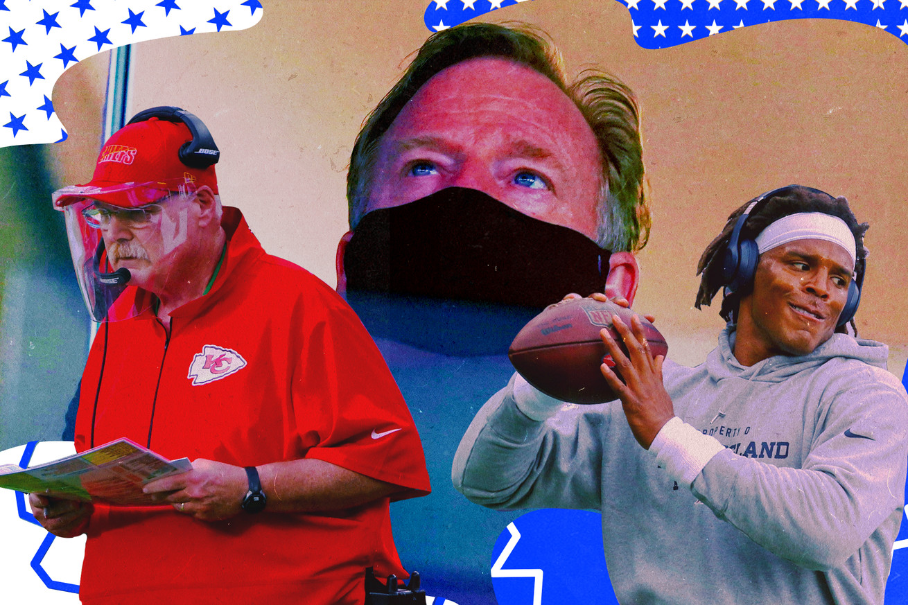 nfl covid.0 - Reckoning with the NFL's looming Covid surge as a fan