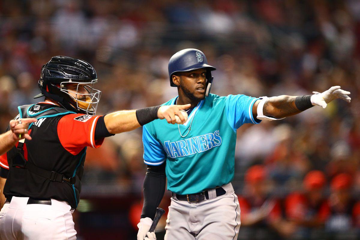 MLB: Seattle Mariners at Arizona Diamondbacks