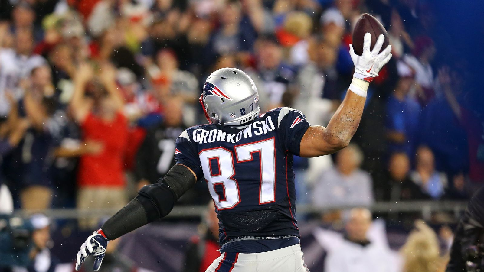 The latest Tweets from Rob Gronkowski RobGronkowski New England Patriots Tight End