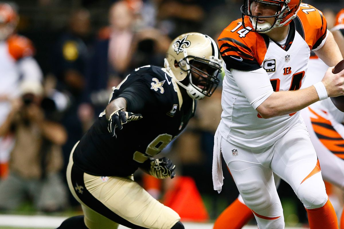 NFL News Saints cut Junior Galette Derek Wolfe among 4 suspended