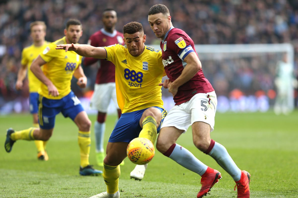 Southampton manager Ralph Hasenhuttl appears interested in signing Birmingham City's Che Adams