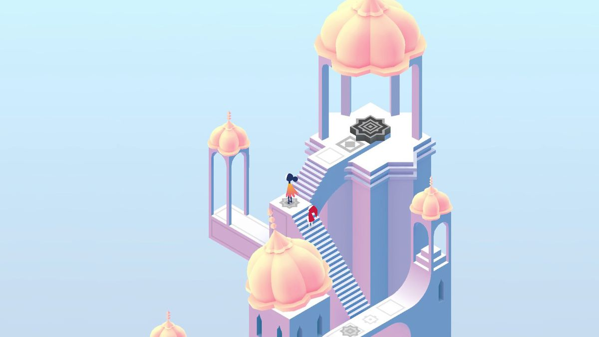 Monument Valley 2 arrives in the Google Play Store