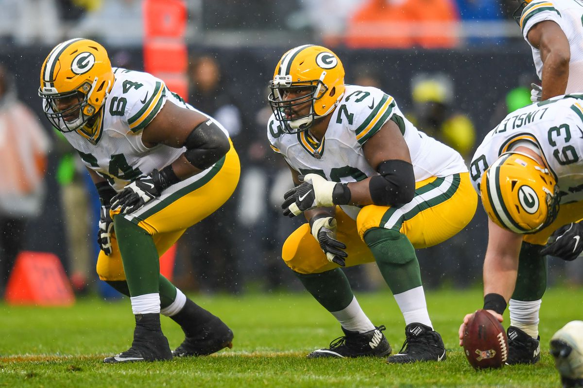 Packers 2017 Grades: Offensive line proves its depth through multiple injuries - Acme Packing Company