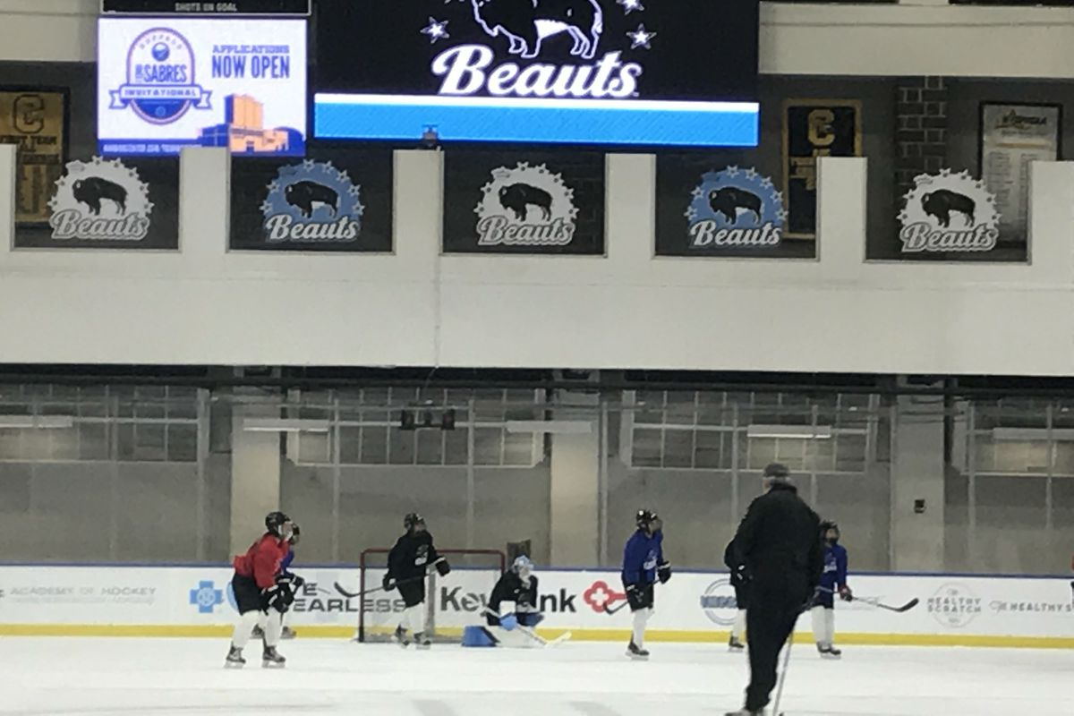Pete Perram announced as Buffalo Beauts head coach