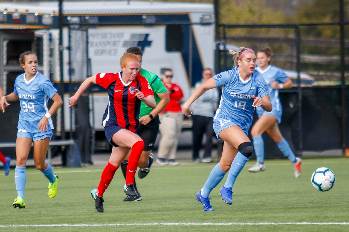Washington Spirit can't solve UNC in 0-0 preseason draw - Black And
