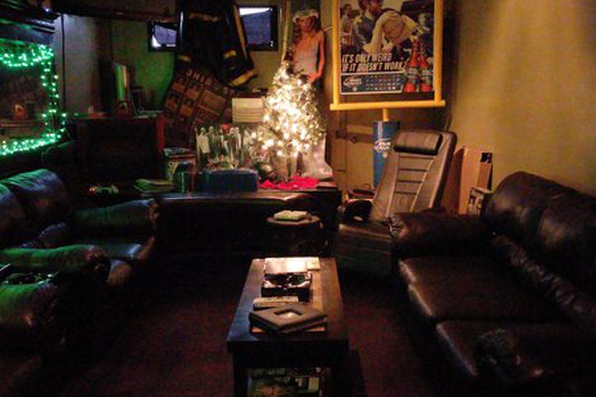 Abick's Bar.