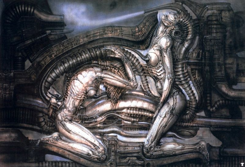 Alien Covenant Returns To The Theme That Made The Original So Scary Men Giving Birth -1646