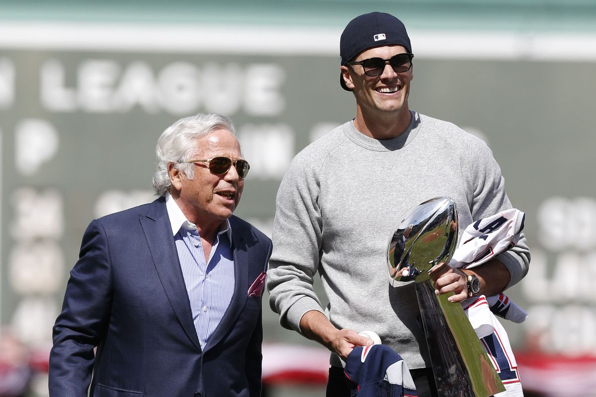 Tom Brady Will Skip White House, Cites Personal Family Matters