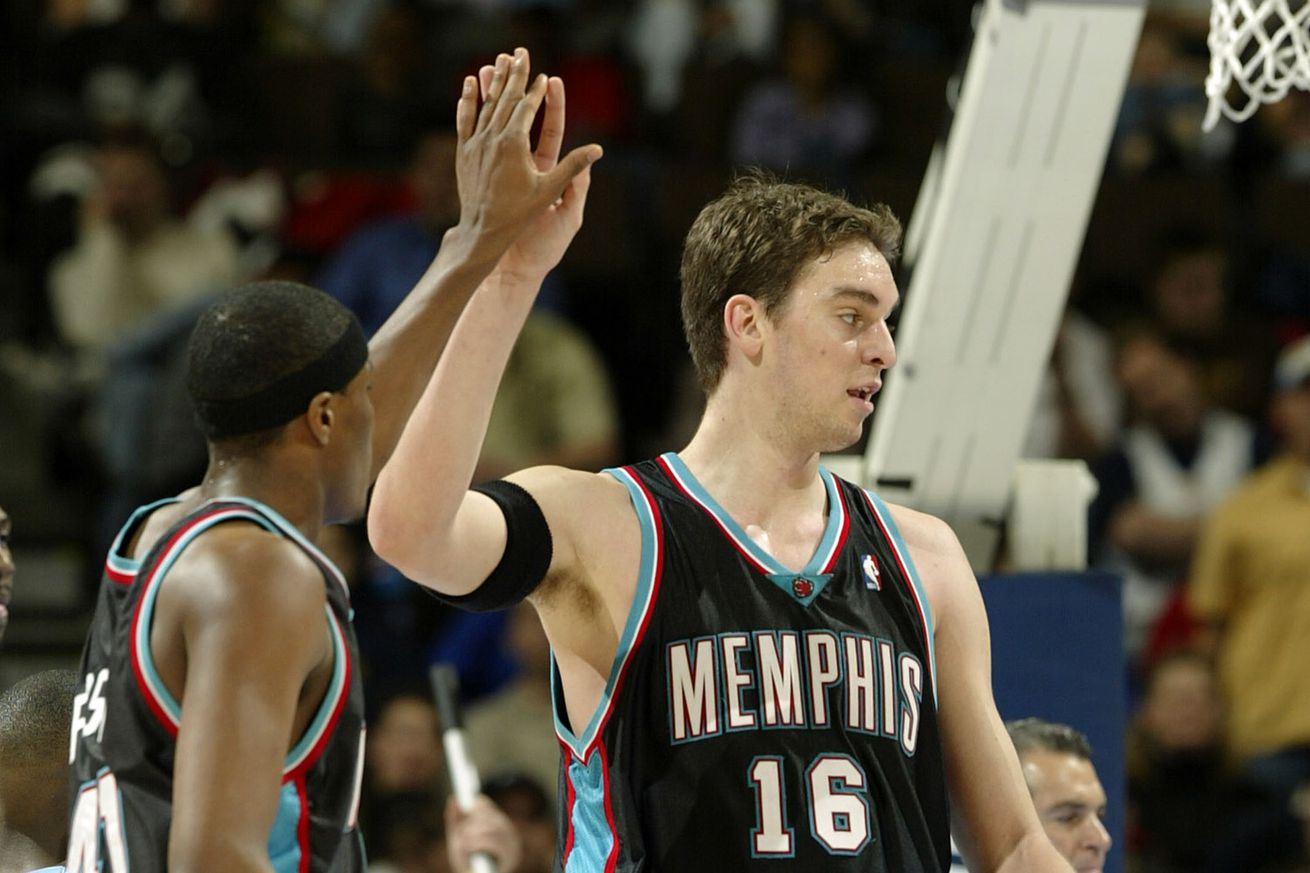 Looking back on a forgotten team in Memphis Grizzlies History ...