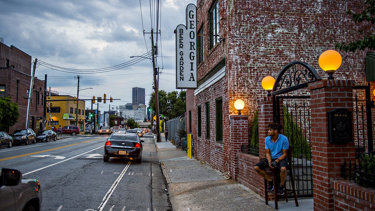 Georgia Beer Garden Is a Destination for Local Brews in