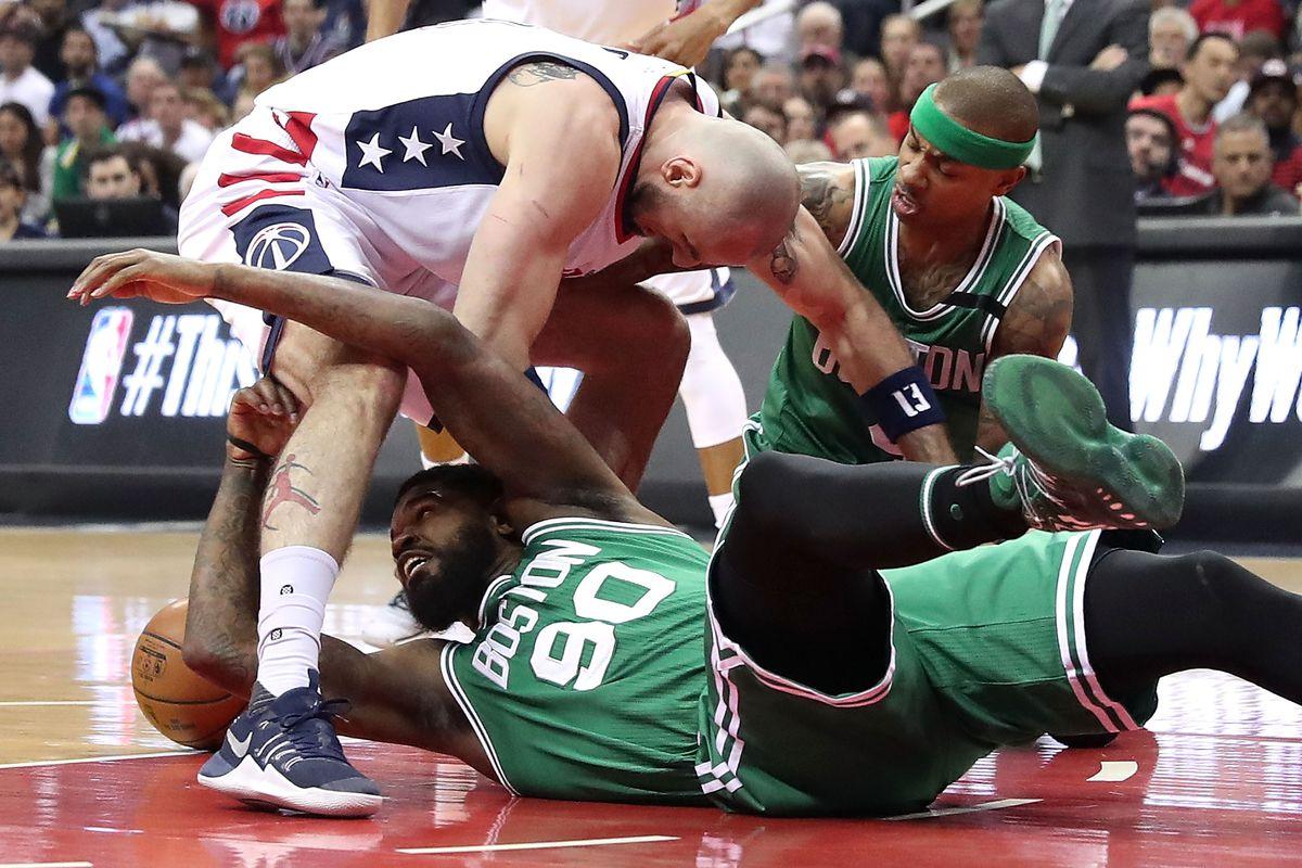 Boston Celtics v Washington Wizards - Game Six