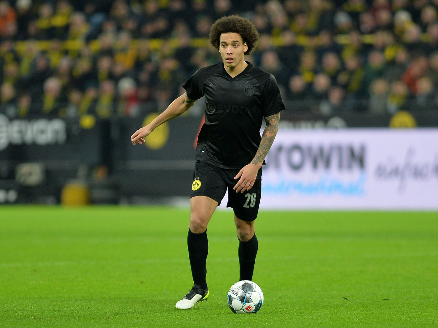 The Daily Bee December 9th 2019 Axel Witsel Out For The Rest Of The Year Fear The Wall