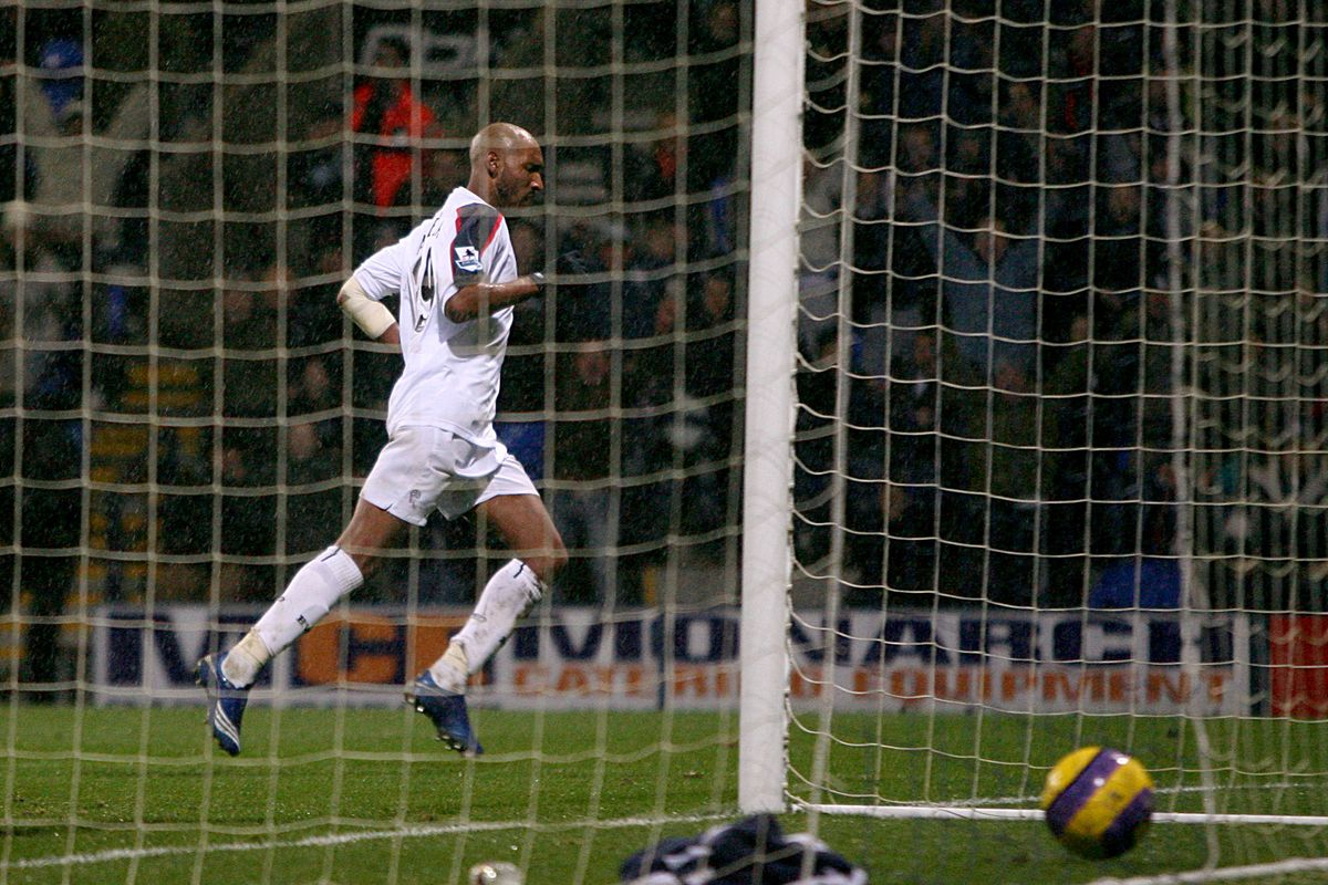 Soccer - FA Barclays Premiership - Bolton Wanderers v West Ham United - The Reebok Stadium