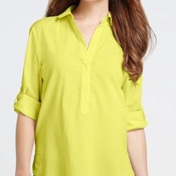 """<a href=""""http://www.anntaylor.com/ann/product/AT-Apparel/AT-Blouses-Tops/Striped-Cotton-Roll-Sleeve-Tunic/273535?colorExplode=false&skuId=10616086&catid=cata000045&productPageType=saleProducts&defaultColor=2056"""">Cotton Roll Sleeve Tunic</a>, $27.92 (was $"""